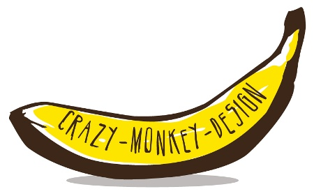 Crazy Monkey Design